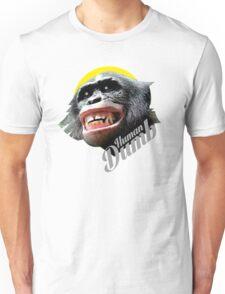 Human DUMB Unisex T-Shirt