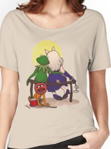 Puppet's love Women's Relaxed Fit T-Shirt