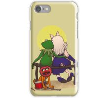 Puppet's love iPhone Case/Skin