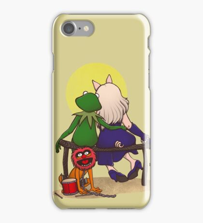 Puppet's love iPhone Case/Skin