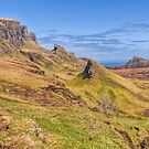The Quiraing by Mike Herdering