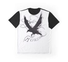 Murder of Crows Graphic T-Shirt