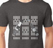 Vader and Obi-Wan Lightsaber Shirt Unisex T-Shirt