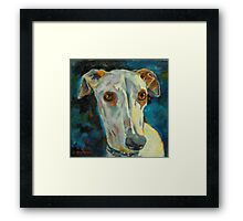 """Sky"" by Chris Brandley Framed Print"