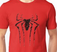 The Amazing Spider-Sketch Unisex T-Shirt