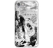 Whispers From the Abyss, Mega Parasites Shirt iPhone Case/Skin
