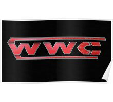 WWC RAW Poster