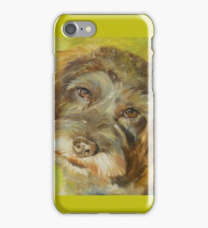 """Sophie"" by Chris Brandley iPhone Case/Skin"