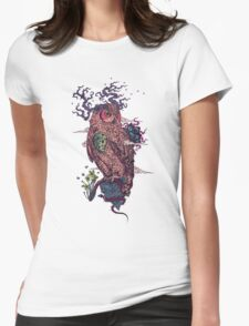 Regrowth Womens Fitted T-Shirt