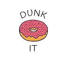 Dunk It Photographic Print