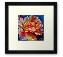 Summer Fragrance by Chris Brandley Framed Print