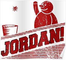 JORDAN! Poster
