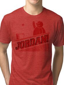 JORDAN! Tri-blend T-Shirt