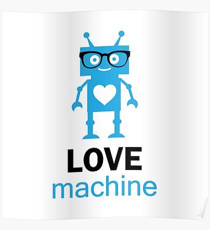 Love Machine Poster