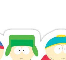 South Park Bus stop Sticker