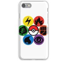 Pokemon Sacred Geometry iPhone Case/Skin