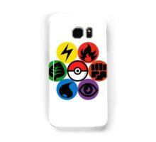 Pokemon Sacred Geometry Samsung Galaxy Case/Skin