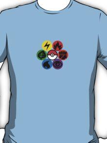 Pokemon Sacred Geometry T-Shirt
