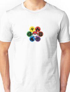 Pokemon Sacred Geometry Unisex T-Shirt