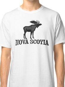 Nova Scotia T-shirt - Moose Classic T-Shirt