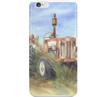 Put out to pasture iPhone Case/Skin