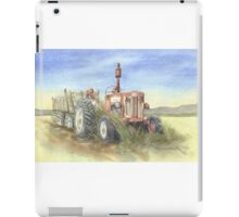 Put out to pasture iPad Case/Skin