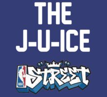 The J-U-ICE, NBA Street by Nicky Spencer