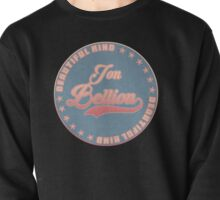 Retro Jon Bellion Stamp (Transparent Edition) Pullover