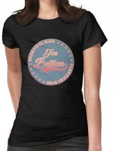 Retro Jon Bellion Stamp (Transparent Edition) Womens Fitted T-Shirt