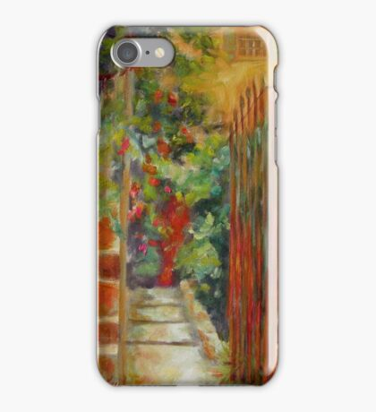 Welcome by Chris Brandley iPhone Case/Skin