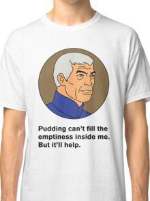 Sealab 2021 Pudding Classic T-Shirt