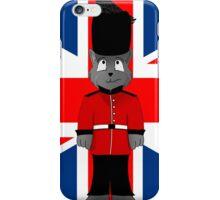 Union Jack Cat iPhone Case/Skin