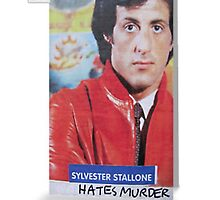 Sylvester Stallone Hates Murder by TheHolyGoof Screenshot by krambra