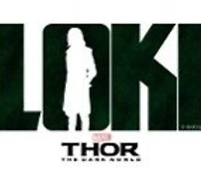 Loki- Thor: The Dark World by fanofloki