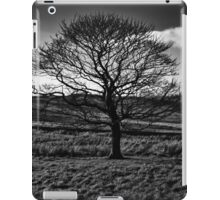 The Lonely Tree - Landscape Photograph iPad Case/Skin
