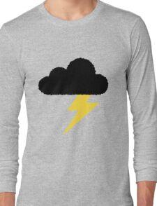 Jenna Coleman - Raincloud Long Sleeve T-Shirt