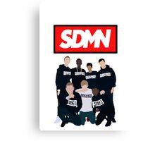 Sidemen Youtube Crew Canvas Print