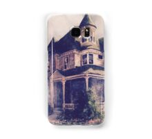 Victorian House Oil Painting Samsung Galaxy Case/Skin