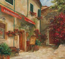 The Beauty of Europe - Chris Brandley Fine Art by ChrisBrandley