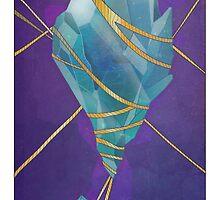 Bound Crystal by trevorkanzler