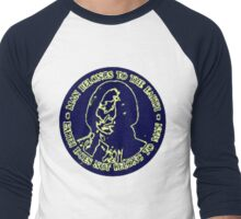 Chief Sitting Bull Men's Baseball ¾ T-Shirt