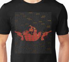 Hamilton - Guns And Ships Unisex T-Shirt