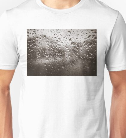 074 - Rainy days Unisex T-Shirt