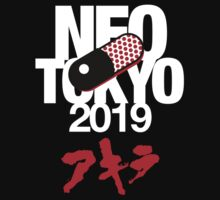 Akira - Neo Tokyo by Inositol