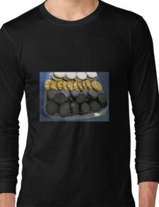 Fancy Biscuits Long Sleeve T-Shirt