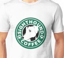 Sighthound Coffee Unisex T-Shirt