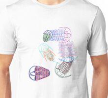 Cambrian Era Trilobites Unisex T-Shirt