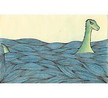 Nessie Lives Photographic Print