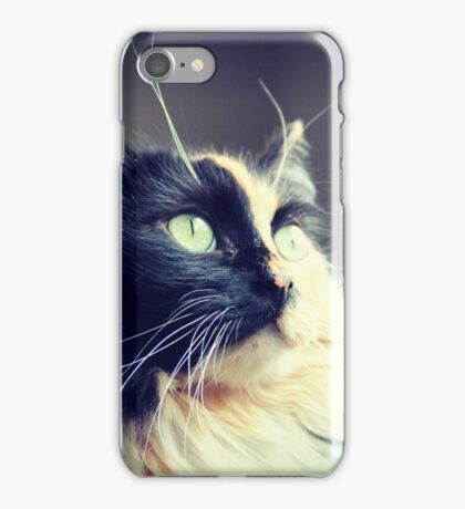 Keep your face turned towards the light... iPhone Case/Skin