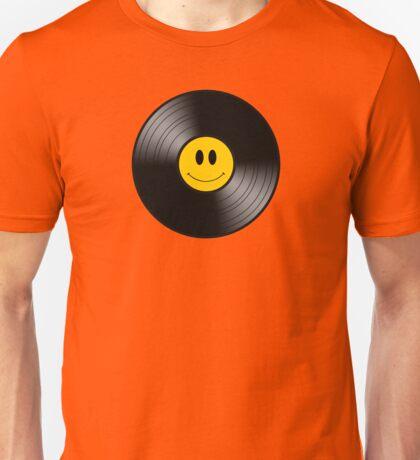 Happy Record Unisex T-Shirt